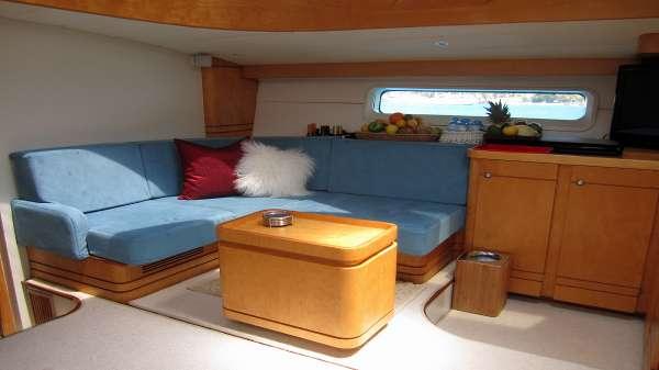 Yacht CAP II 2