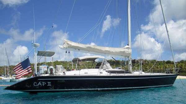 Yacht CAP II - 5