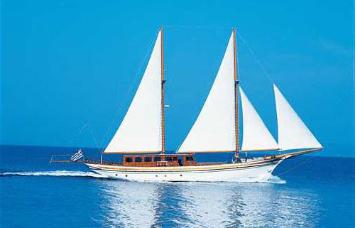 Yacht HERMINA