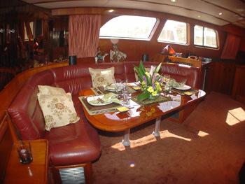 Yacht QUIXOTE - 10