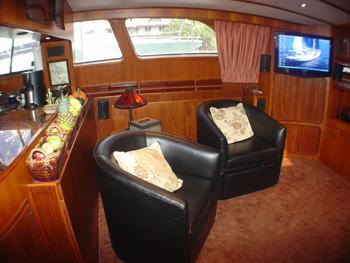 Yacht QUIXOTE - 11