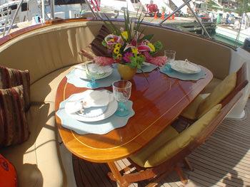 Yacht QUIXOTE - 15