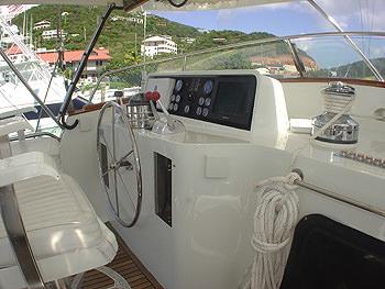Yacht QUIXOTE - 16
