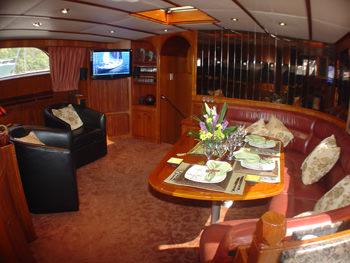Yacht QUIXOTE 2
