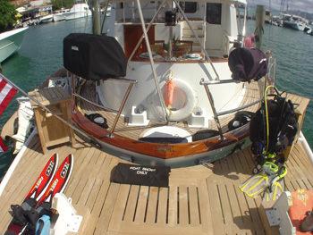 Yacht QUIXOTE - 4