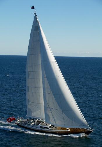 Yacht WHISPER - 19
