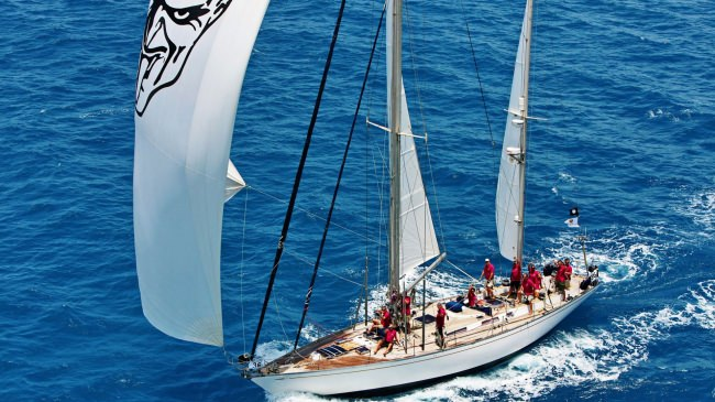 Yacht SHAITAN (65' SWAN)