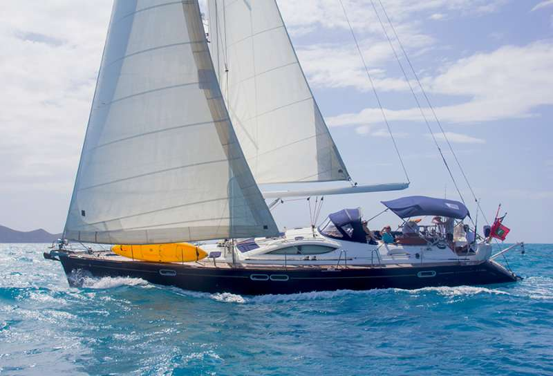 Sayang 55 39 Sailboat All Inclusive Sailing Yacht Charter
