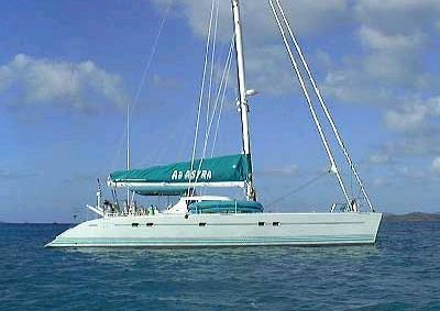 Charter with ADASTRA on compassyachtcharters.com