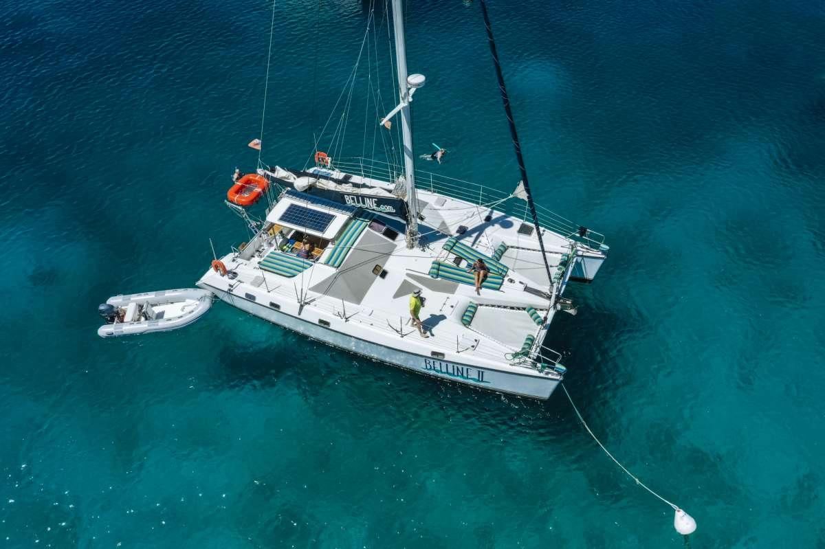 Yacht BELLINE II