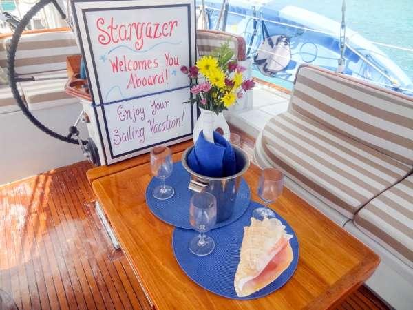 Yacht STARGAZER - 19