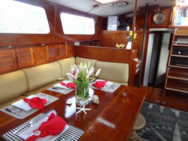 Yacht STARGAZER 2