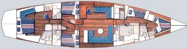 STARGAZER's layout