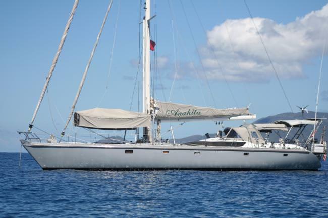 Yacht ANAHITA