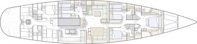 ATTIMO's layout