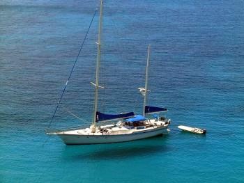 Yacht SANDCASTLE