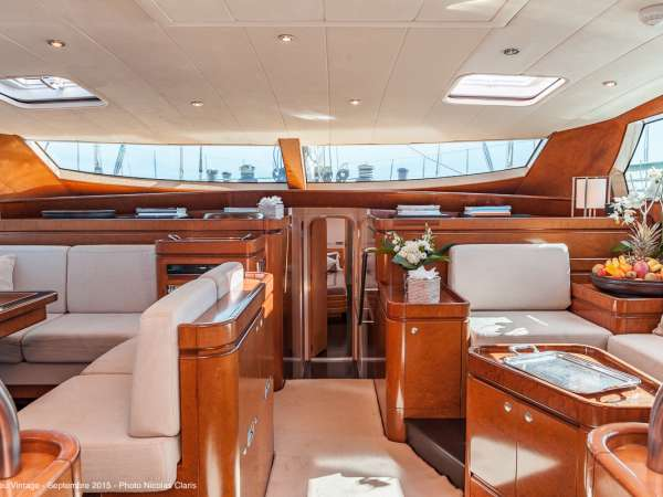 Yacht GRAND BLEU VINTAGE - 12