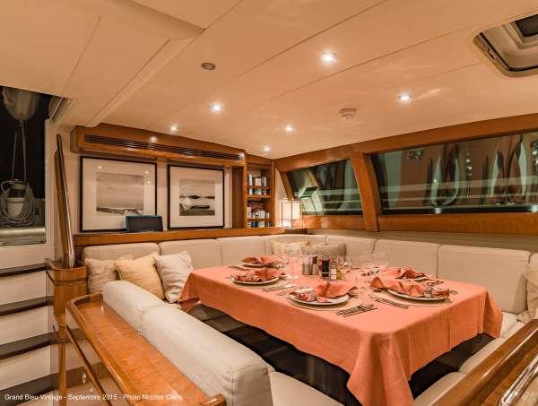 Yacht GRAND BLEU VINTAGE - 13