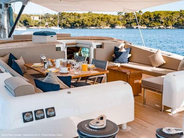 Yacht GRAND BLEU VINTAGE - 14