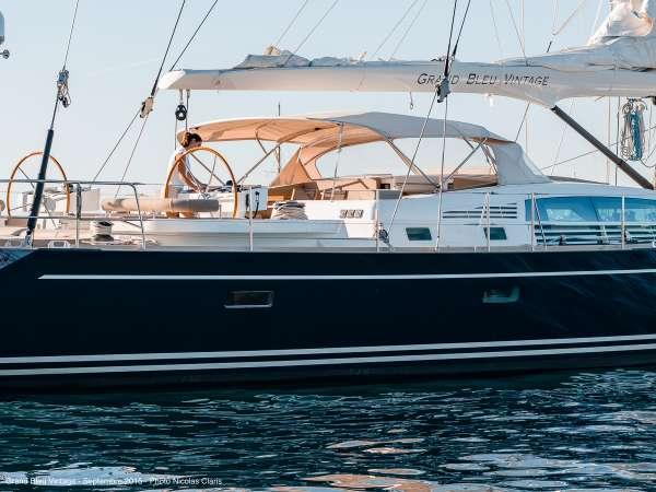 Yacht GRAND BLEU VINTAGE - 16