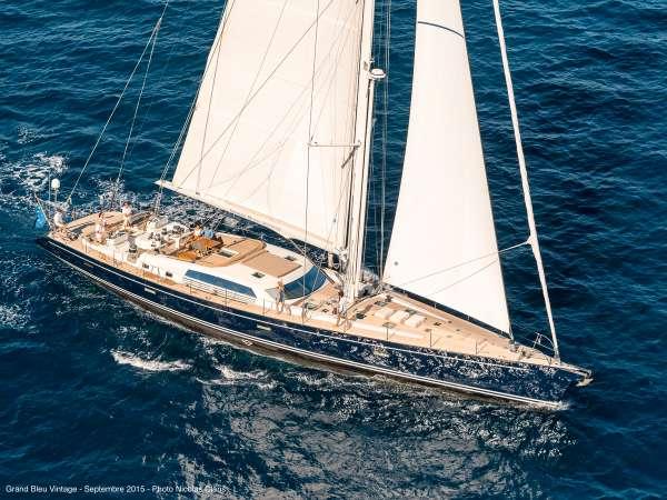 Yacht GRAND BLEU VINTAGE 2