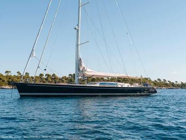 Yacht GRAND BLEU VINTAGE 3