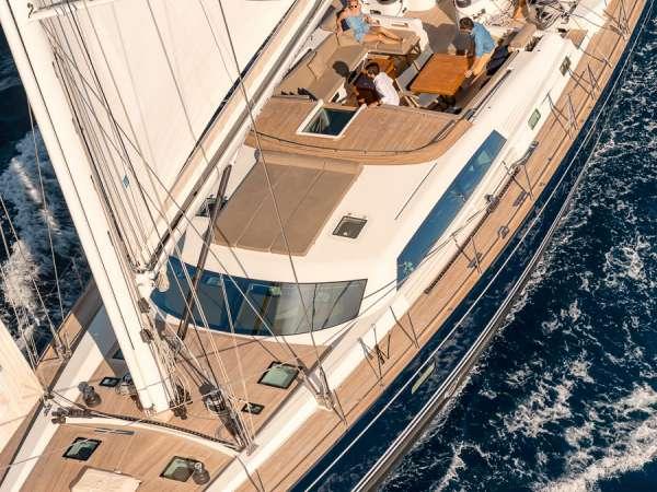 Yacht GRAND BLEU VINTAGE - 4