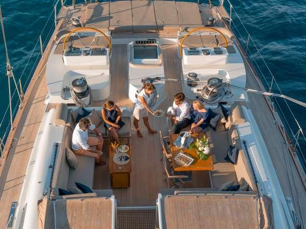 Yacht GRAND BLEU VINTAGE - 5