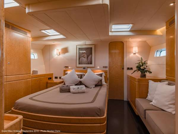 Yacht GRAND BLEU VINTAGE - 6