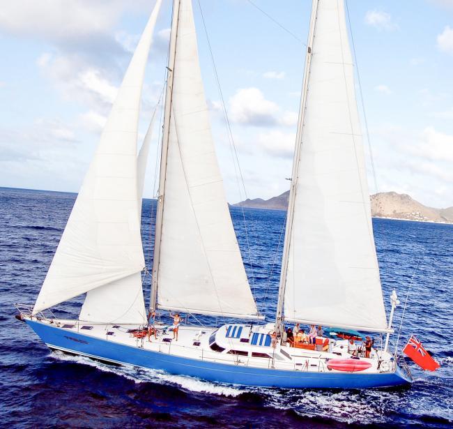 Yacht TABOO