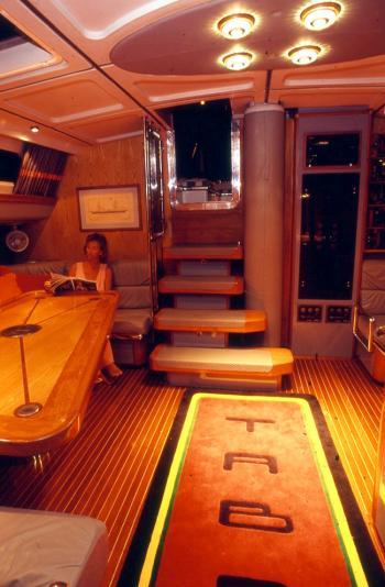 Yacht TABOO - 14