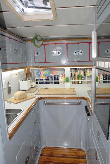 Yacht TABOO - 8