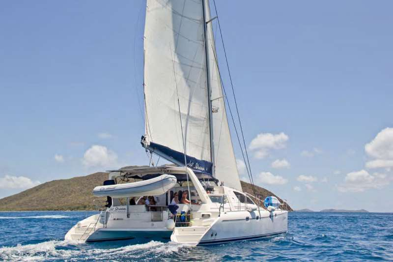 Charter with JET STREAM on compassyachtcharters.com