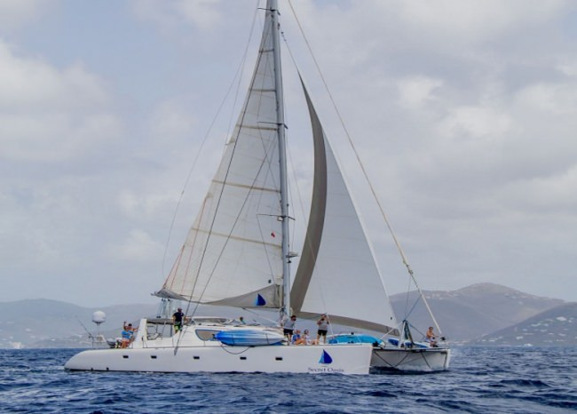 Yacht SECRET OASIS