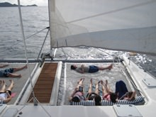 Yacht Secret Oasis customer review image