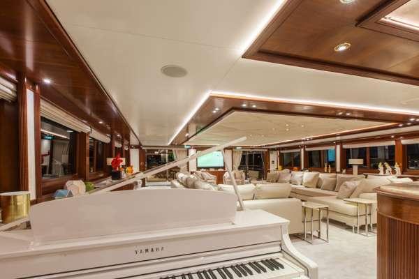 O'MEGA VIP Stateroom under refurbishment