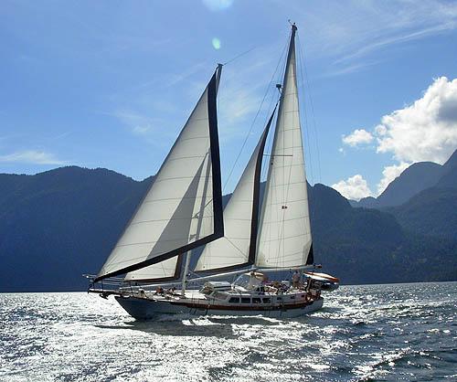 Yacht SINGAWING