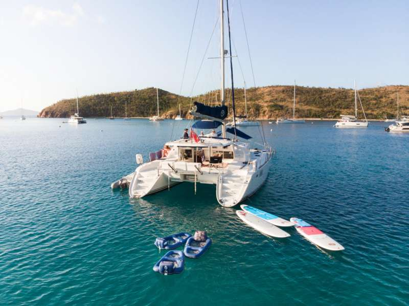 Yacht HYPNAUTIC