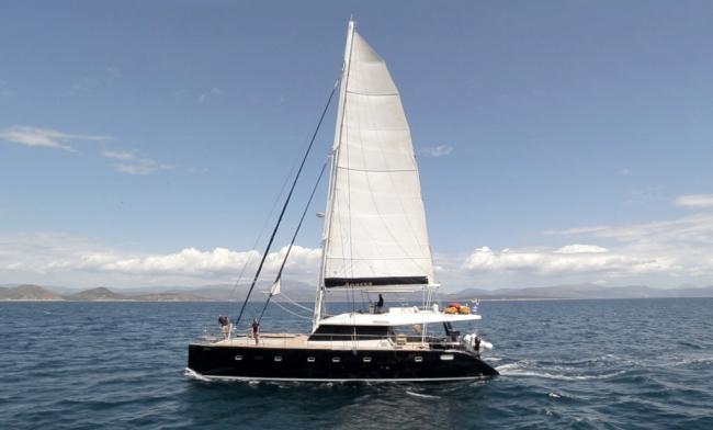Yacht ANASSA