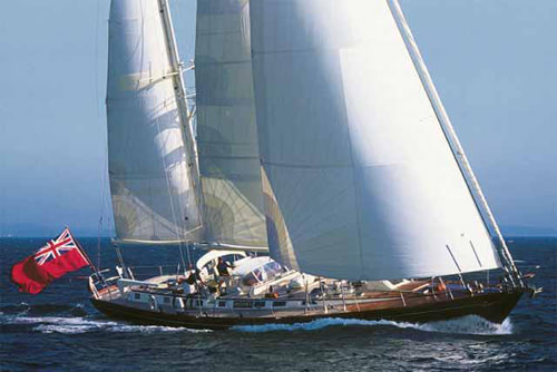 Yacht MELINKA