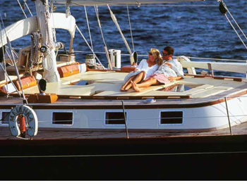 Yacht MELINKA - 4