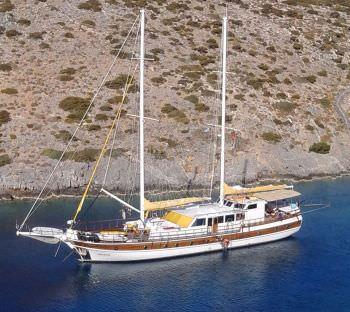Yacht AKANA - 18