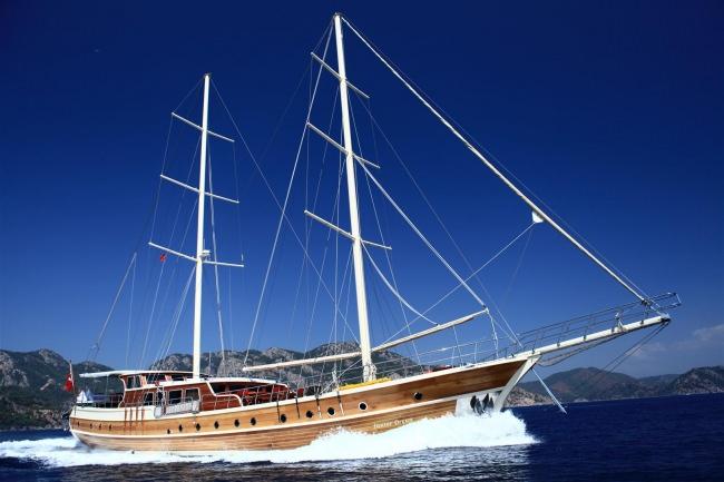 Yacht JUNIOR ORCUN
