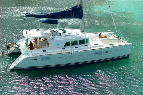 Charter with ANNIE on compassyachtcharters.com
