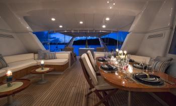 Yacht TAKAPUNA - 19