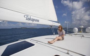 Yacht TAKAPUNA - 8