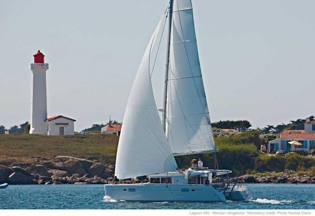 Yacht SEALANDIA