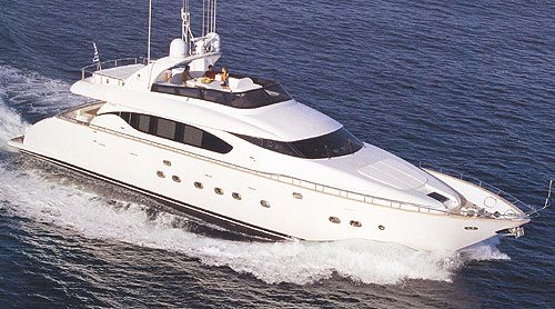 Power Yacht IRENE