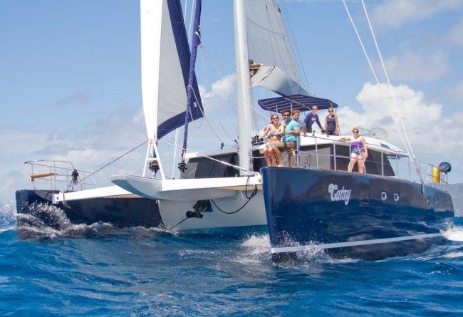 Yacht CATSY