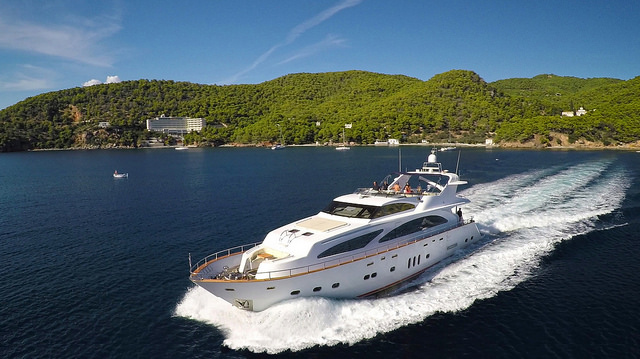 Power Yacht NITTA V